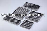 Stainless Steel Ladder Type Grates